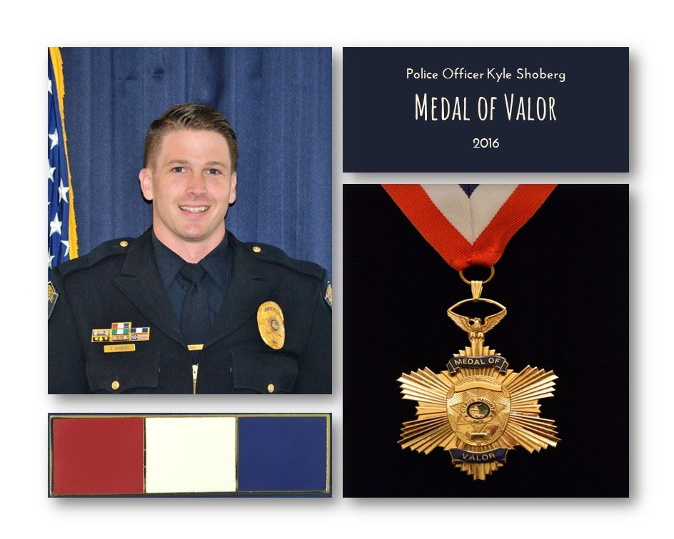 Medal of Valor - 2016 - Shoberg